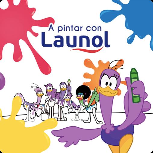 A pintar con Launol