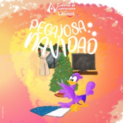 """Quinto cuento Launol """"Pegajosa Navidad"""""""